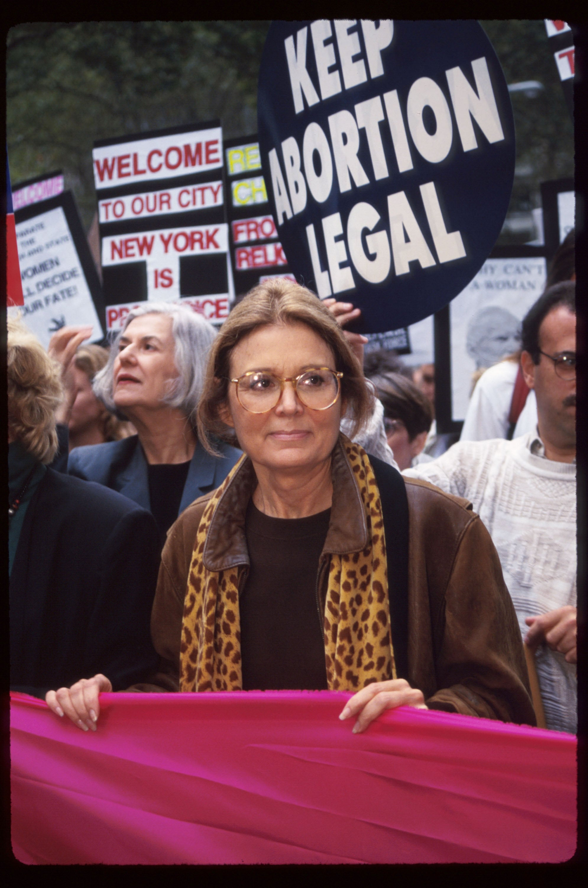 Women's Rights in US, 1995