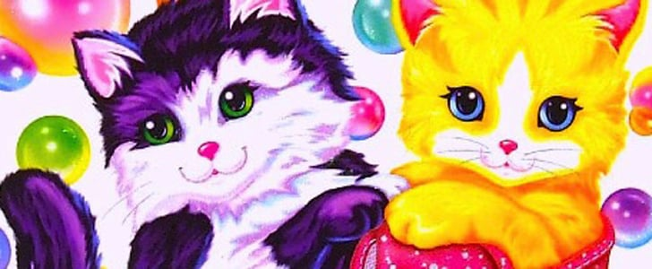 Lisa Frank Posters Smash the Patriarchy With Kittens and Rainbows
