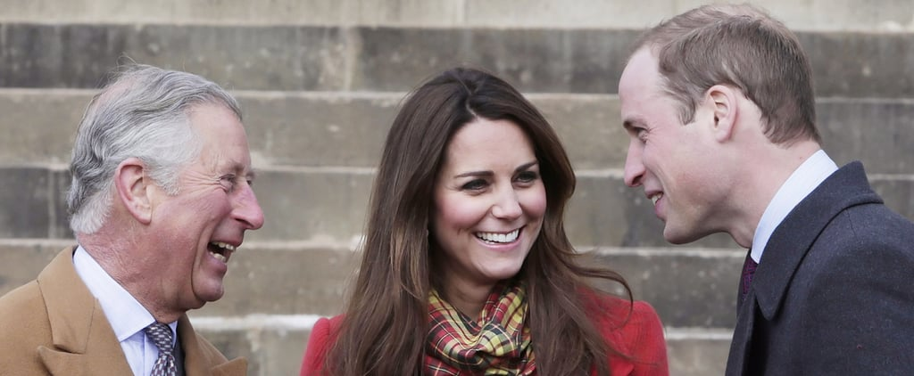Royal Report: An Inside Look at Will and Kate's Relationship With Charles