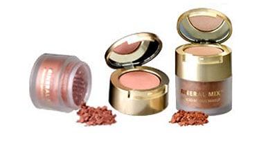 Bellissima!  Senna Cosmetics Mineral Mix Blush & Tint