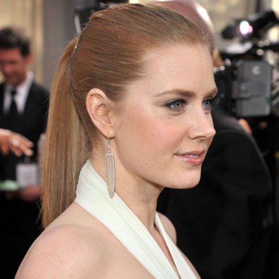 How To Get Amy Adams's SAG Awards Hairstyle