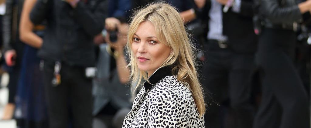 The 3 Accounts Kate Moss Religiously Follows on Her Secret Instagram Account
