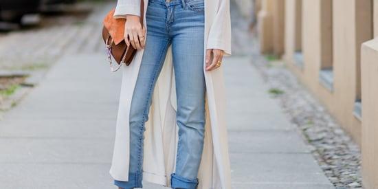 How To Wear Your Boyfriends Jeans All Week Long