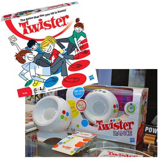Twister: With DJ Britney Spears