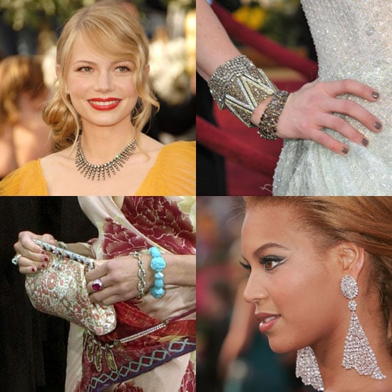 The Most Memorable Oscar Jewelry