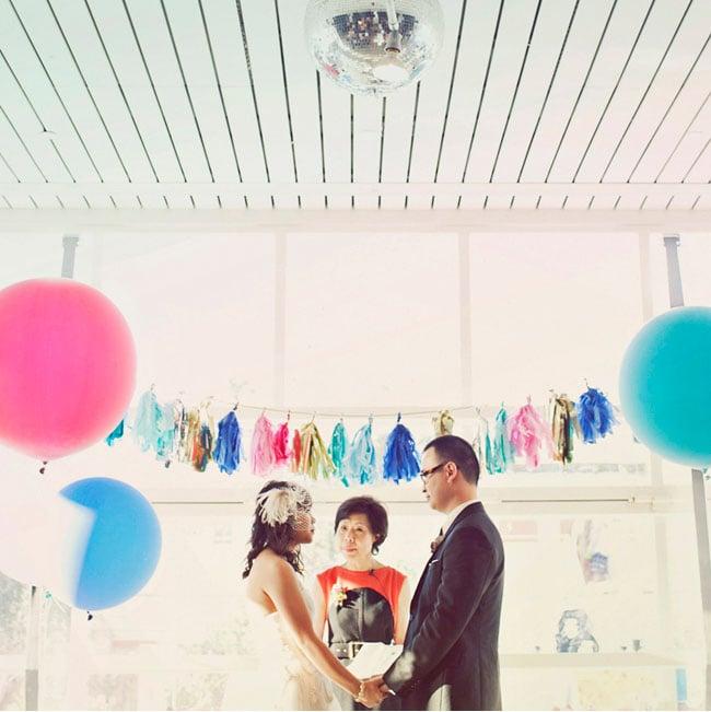 Wedding Altar Garland: Unique Wedding Altar Ideas And Pictures