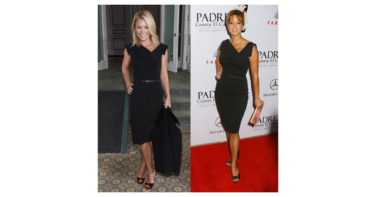 Who Wore It Better Black Halo Jackie O Dress Popsugar