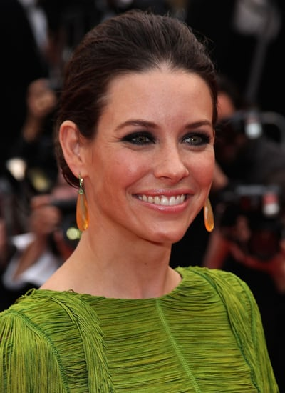 Evangeline Lilly at the Premiere of You Will Meet A Tall Dark Stranger