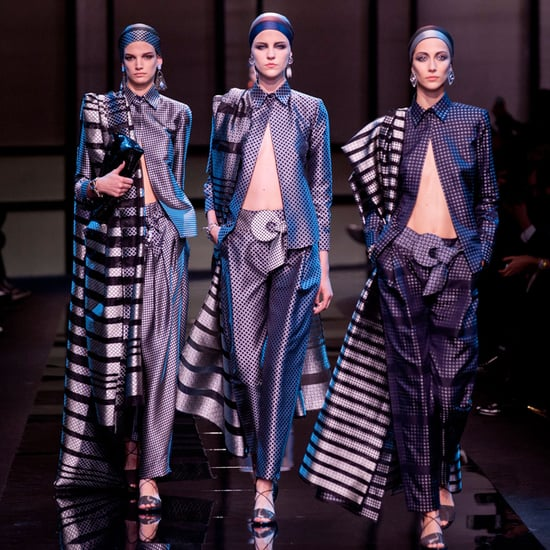 Giorgio Armani Prive   Paris Haute Couture Week Spring 2014