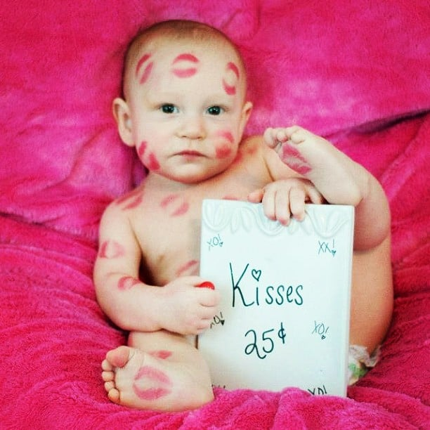 Covered in Kisses