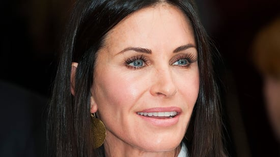 Courteney Cox Opens Up About Her Plastic Surgery Regrets And Aging