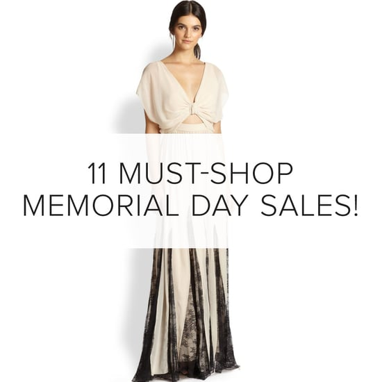 Best Memorial Day Fashion Sales 2014