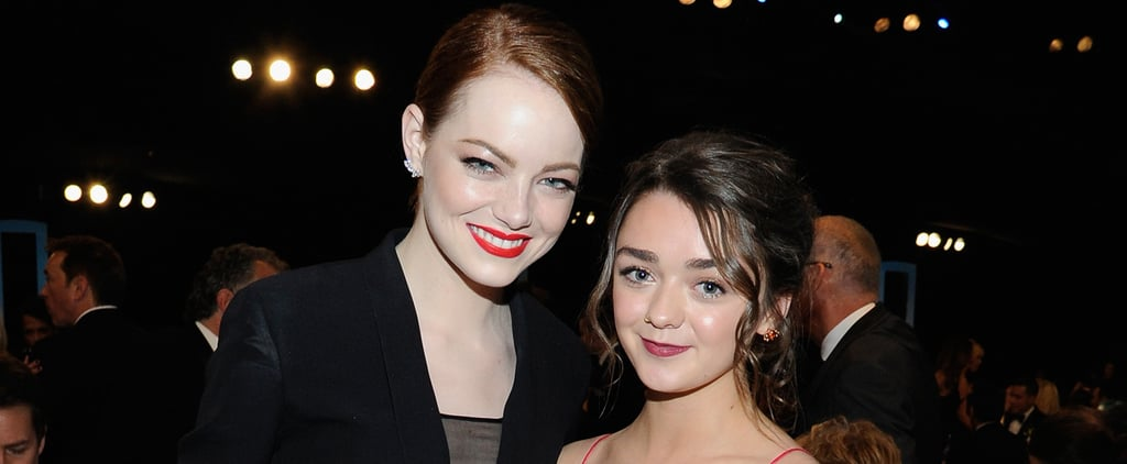 The Game of Thrones Cast Mingled With Famous Faces at the SAG Awards