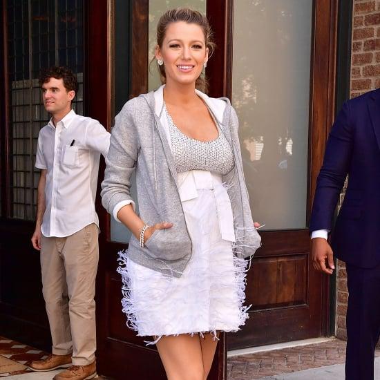 Blake Lively Pregnant Street Style | June 2016