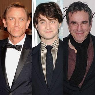 Quiz on Famous Daniels Including Daniel Day-Lewis, Daniel Radcliffe, Daniel Craig