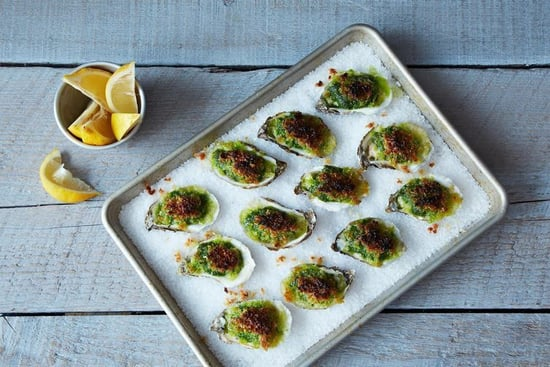 10 Non-Fish Seafood Recipes for the Premiere of Finding Dory