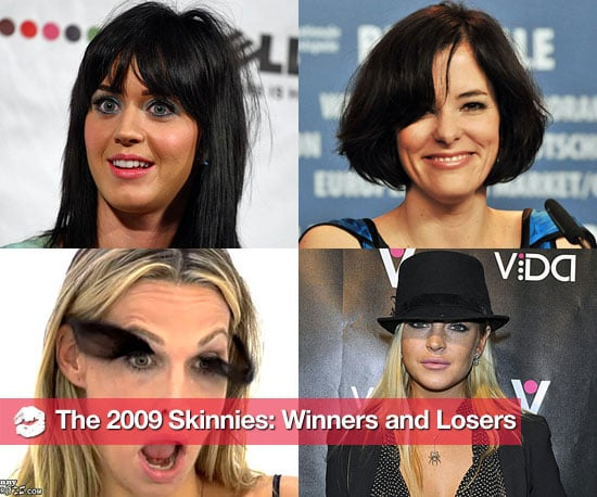 Hollywood's Worst and Best Skin