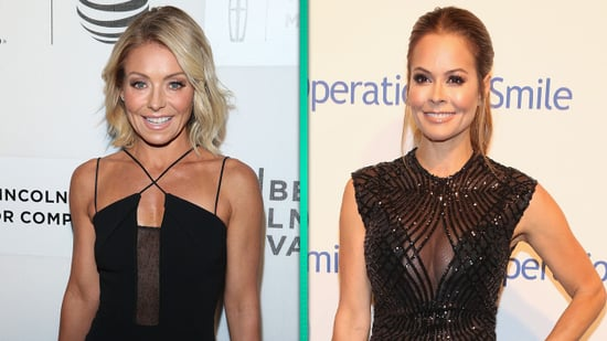 EXCLUSIVE: Brooke Burke-Charvet Would Love to Co-Host 'Live!' With Kelly Ripa, Says She 'Fully Understands' Being 'Blindsided' b