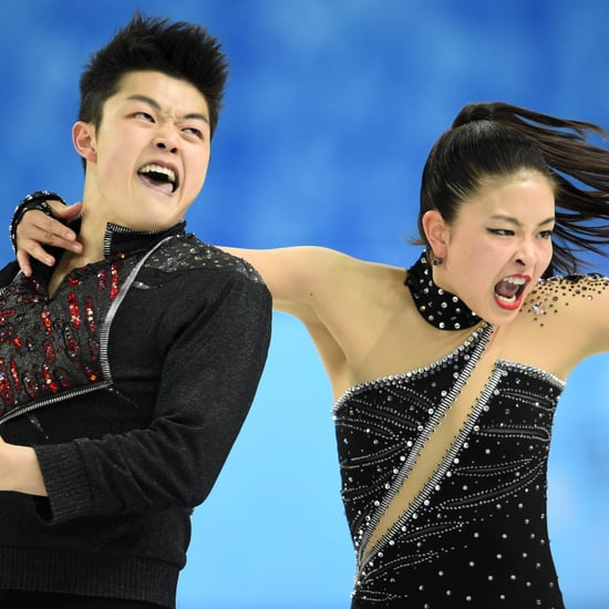 Funny Faces at the Sochi Olympics | Video
