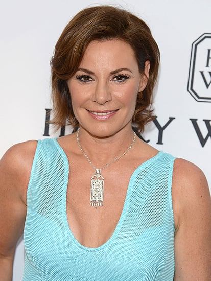 Luann de Lesseps Dishes on Wedding Details - Yes, There Will Be a Prenup