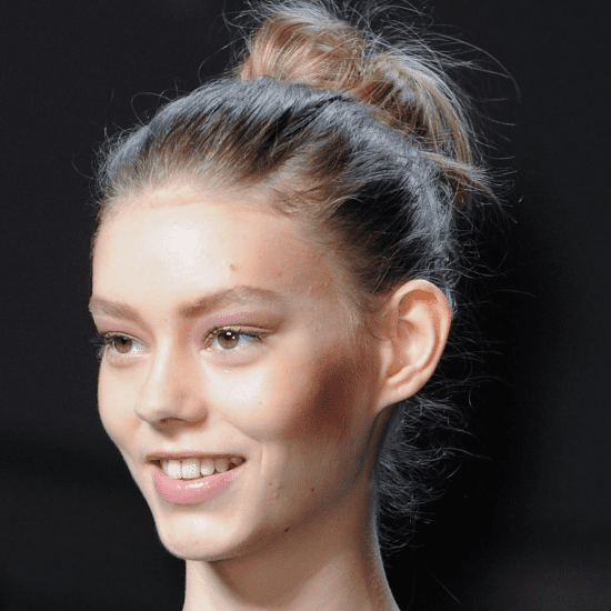 Diane Von Furstenberg Hair and Makeup | Fashion Week