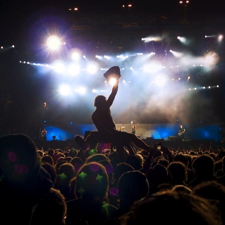 Attend a Music Festival