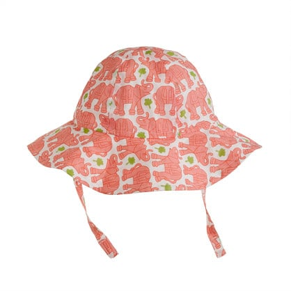 Rikshaw Design's Spiced Orange Elephant Hat ($30) evokes a taste of the exotic.