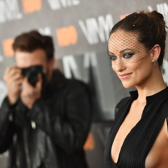 Olivia Wilde and Jason Sudeikis at Vinyl NYC Premiere