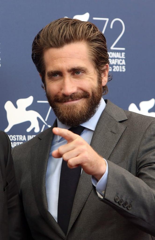 jake gyllenhaal scruff - photo #24