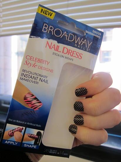 Broadway Nails Nail Wraps Review