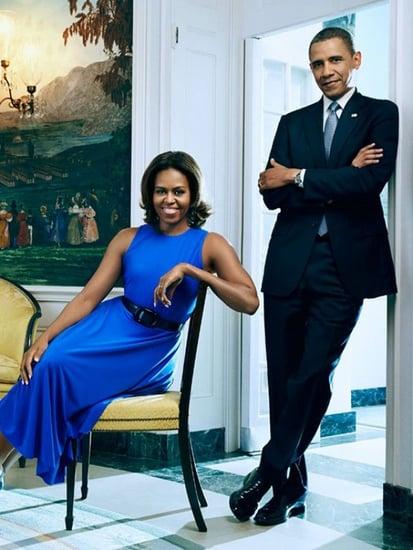 Inside Barack and Michelle Obama's Elegant New Home