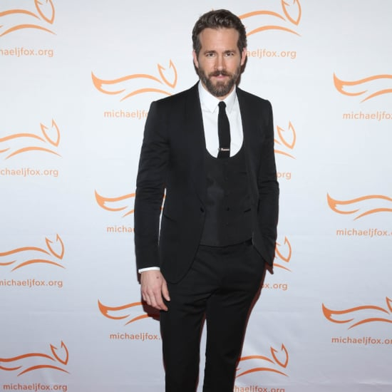 Ryan Reynolds Talks Baby James's First Fever