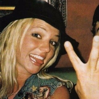 Britney Spears and Leonardo DiCaprio Instagram Photo