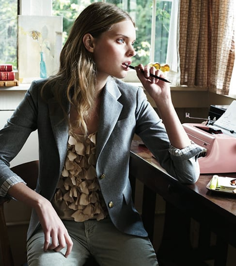 Pieces From J.Crew's Fall Collection