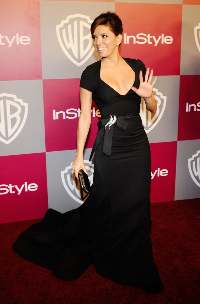 Natalie, Zac, and Claire Lead the Way at InStyle's Big Globes Afterparty!