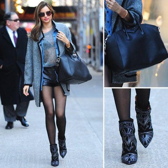 Miranda Kerr Off-Duty: Shop Her Pre-Victoria's Show Style