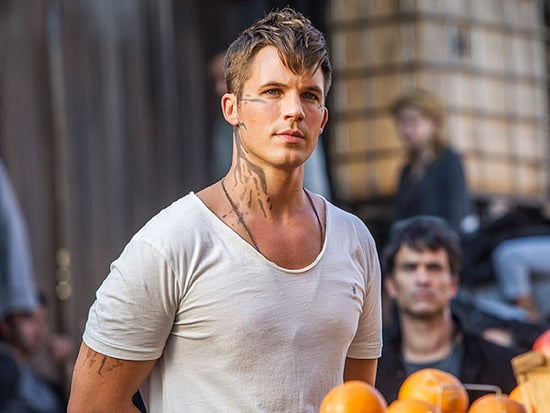 Star-Crossed's Matt Lanter's Twitter Chat with PEOPLE