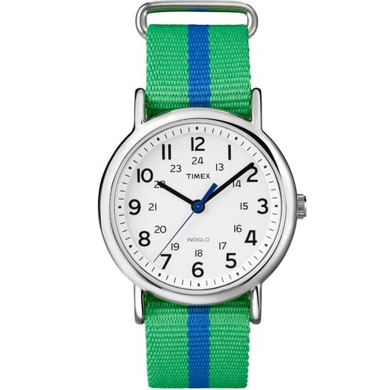 Timex Weekender Slip Thru Watch Review