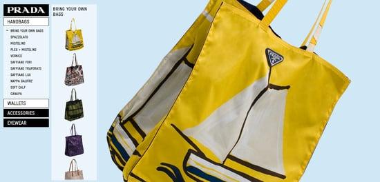 Prada Opens Ecommerce in United States