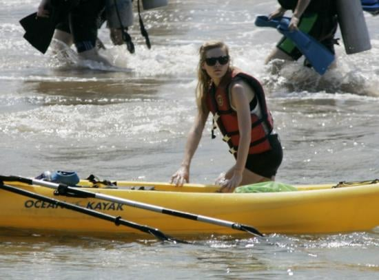 Kayaking for Fitness and Fun