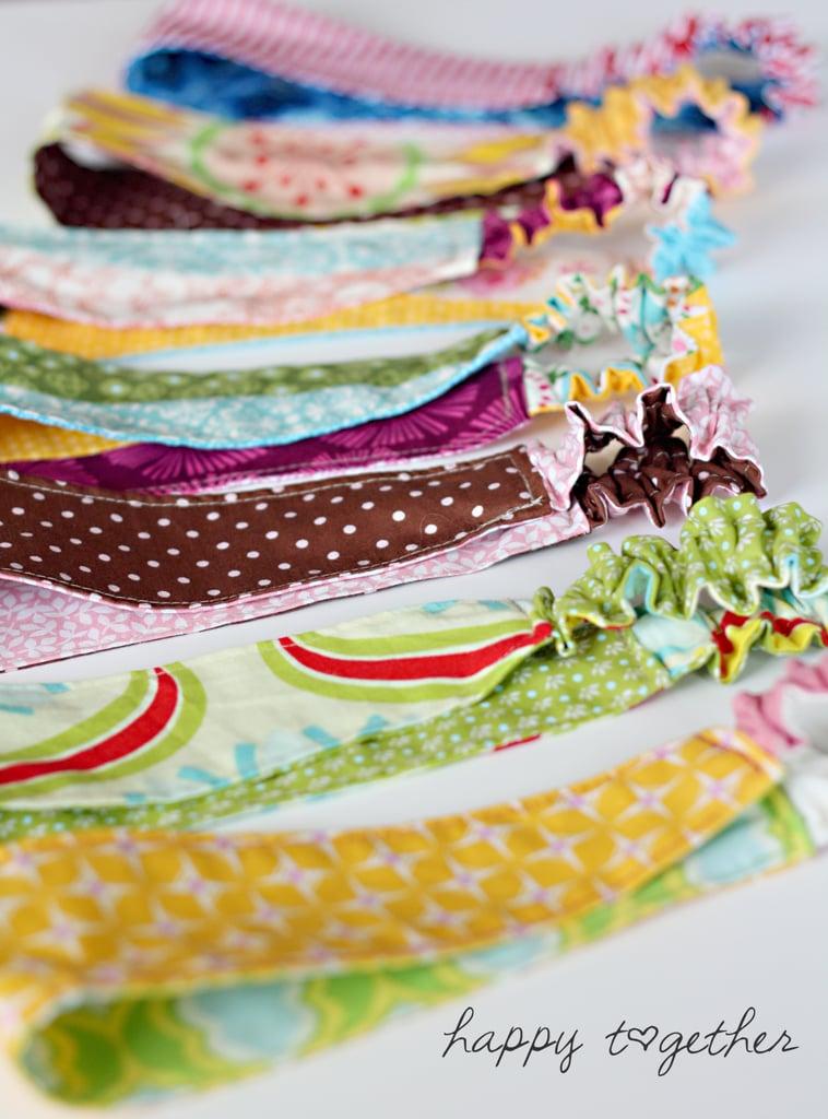 Double Fabric Headband