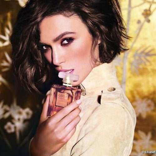 First Pics of Keira Knightley for Coco Mademoiselle Fragrance