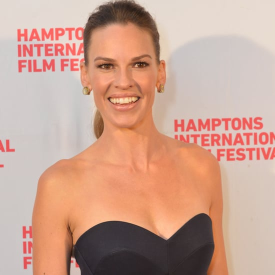 Hilary Swank Interview For The Homesman