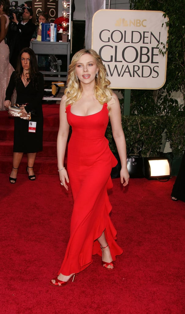 January 2006: Golden Globe Awards