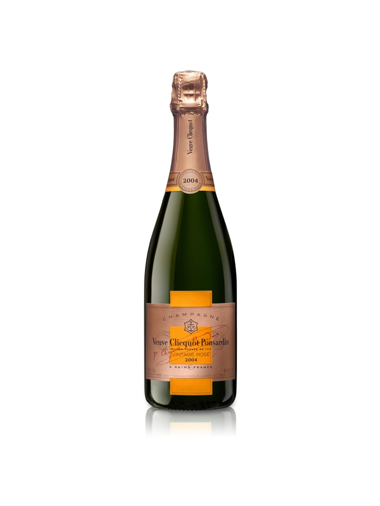 The holidays start the second you hear a Champagne bottle pop. Veuve Clicquot's Brut Rosé 2004 ($95) features light fruit and citrus flavors that even the most particular among us will enjoy. Surprise the Mr. Claus in your life with a chilled bottle on Christmas Eve. — Nick Maslow, editorial assistant