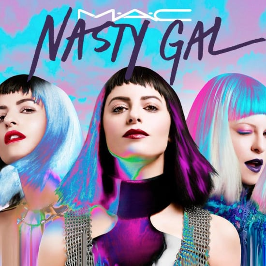 MAC Cosmetics and Nasty Gal Collection