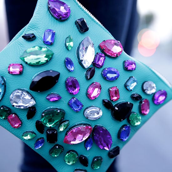DIY: The Perfect Party Clutch in 2 Steps!