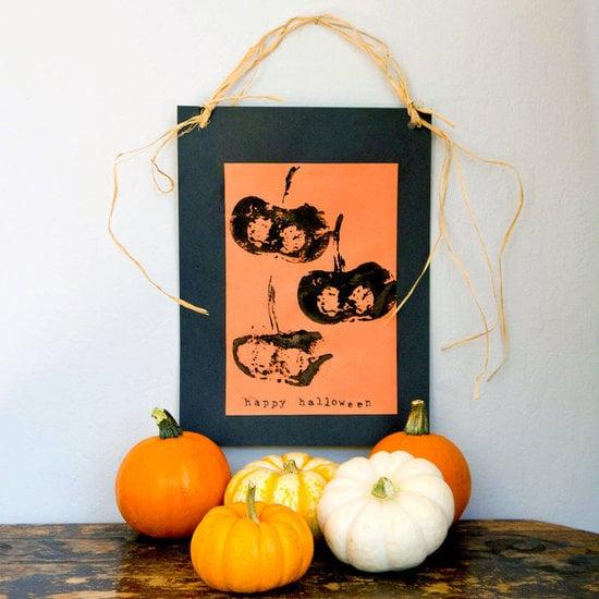 Halloween Pumpkin Prints