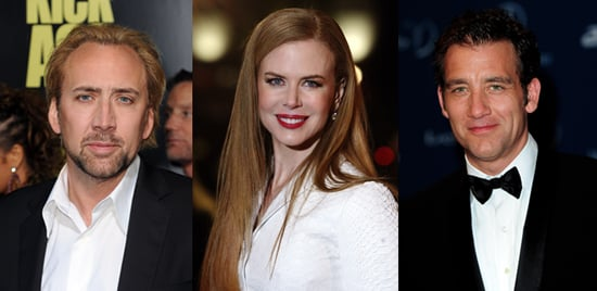 Nicole Kidman to Play Nicolas Cage's Wife in Trespass and Clive Owen's Wife in Hemingway and Gellhorn
