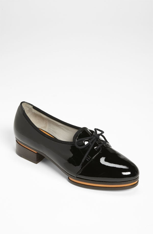 They're like the tap shoes of our childhood dreams, only better. You can wear these Jason Wu Terese Oxfords ($650) to dress up your little Fall dresses and tights.